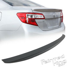 FOR TOYOTA CAMRY SE SEDAN X6 XV50 OE REAR TRUNK SPOILER 2012 ABS FOR US model
