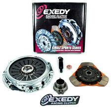 EXEDY RACING STAGE 2 THICK CLUTCH KIT SET 2000-05 ECLIPSE GT GTS SPYDER 3.0L V6