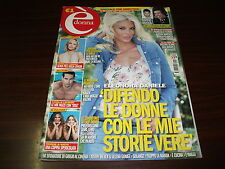 è donna n.11 - 19.11.2013 cover ELEONORA DANIELE, POSTER ONE DIRECTION, MORISE