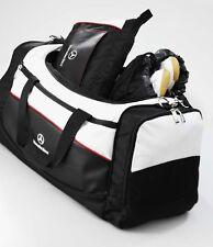origi Mercedes Benz Sport Reise Tasche by Deuter ® 50 L Waschbeutel schwarz weiß