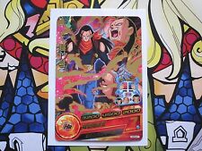 DRAGON BALL HEROES HGD9-51 GDM9 GOD MISSION SUPER A17 ANDROID 17 R RARE CARD