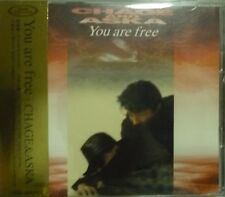 Chage and Aska - You Are Free ( Japan Pressed)
