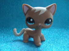 ORIGINAL Littlest Pet Shop  Short Hair Cat  # 1170 Shipping with Polish