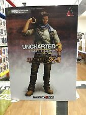 Square Enix Play Arts Uncharted 3 Nathan Drake