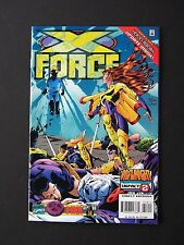 X-Force #58 NM- 1996  High Grade Marvel Comic