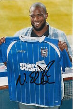 IPSWICH TOWN HAND SIGNED NATHAN ELLINGTON 6X4 PHOTO 1.