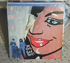 Rare  Bad Boys Blue ‎– Hot Girls, Bad Boys  Ariola ‎– 25RS-260  Japan LP No OBI