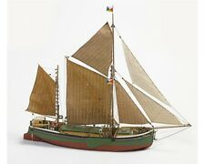 "Beautiful, brand new wooden model ship kit by Billing Boats: the ""Will Everard"""