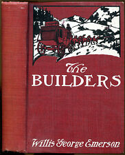 The Builders by Willis George Emerson-Signed, Inscribed Edition-1910