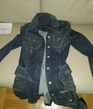 seven for all mankind jean jacket
