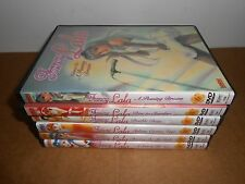 Fancy Lala volume 1 2 3 4 5 6 DVD Complete Lot Anime Region 1