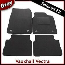 VAUXHALL VECTRA C 2002-2008 Tailored Fitted  Carpet Car Floor Mats GREY