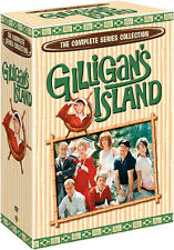 Gilligan's Island - The Complete DVD Series Seasons 1 2 & 3 New Sealed Set 1-3