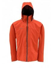 Simms Slick Jacket ~ Fury Orange NEW ~ Closeout Size XL