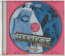 Wrestling Planet : Masters of the Ring (DVD, 2002) {2608}