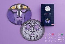 JoJo?fs Bizarre Adventure Face Pack Isshin-do from Japan
