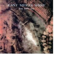 East Meets West Hoy babo Hoy SILENZ RECORDS 1991 RAR !