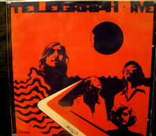 TELEGRAPH AVENUE S/T 70's psychedelic dreamy psych hard rock from Peru New CD
