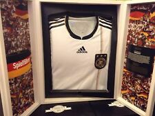 Special Edition Authentic ADIDAS TECHFIT Germany World Cup 2010 Soccer Jersey