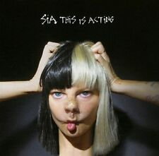 This Is Acting * by Sia (CD, Jan-2016, RCA)