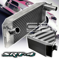 "37.5""X12""X11"" DODGE NEON SRT4 BOLT ON FMIC FRONT MOUNT TURBO LARGE INTERCOOLER"