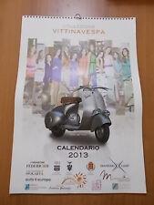 Vespa / Piaggio CALENDARIO COLLEZIONE VITTINAVESPA 2013
