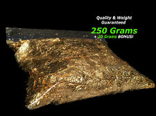 250 Grams Premium Grade 24K Gold Luster Leaf Flake  +20 Grams LIMITED Time SALE!