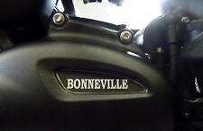 Triumph Bonneville T120 Einleger für Ritzelcover Alu gefräst