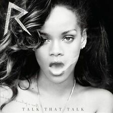 RIHANNA-TALK TH(DLX-EDITED) CD NEW