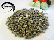 Top Grade Chinese Organic Pearl Jasmine Green Tea 100g