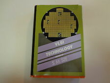 VLSI Technology 1983 Semiconductor IC Manufacturing Engineering