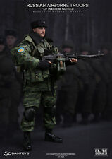 "DAM DAMToys 1/6 Scale 12""  Elite Russian Airborne Troop VDV  PKP Gunner 78025"