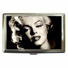Marilyn Monroe Cigarette Money Case (100s) card box for men women gift new