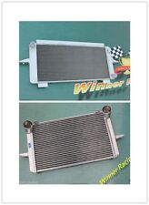 50MM ALUMINUM ALLOY RADIATOR&INTERCOOLER FORD ESCORT/SIERRA RS500/RS COSWORTH 2.