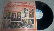 VARIOUS ARTISTS The Best of Stars on Sunday LP 1974