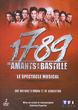 1789, Les Amants de la Bastille (DVD)