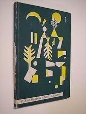 SCOTT FITZGERALD Francis: BASIL E CLEOPATRA; Le Silerchie, Il Saggiaotre, 1960