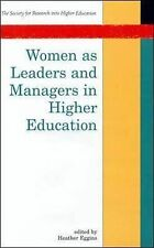 Women as Leaders and Managers in Higher Education (Soc