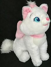 Aristocats Marie Plush Cat Kitten DISNEY STORE Genuine Original Authentic 12""