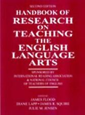 Handbook of Research on Teaching the English Language Arts: Co-Sponsor-ExLibrary