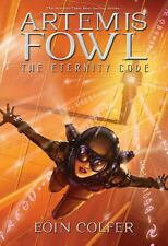 Artemis Fowl: The Eternity Code (Book 3)-ExLibrary