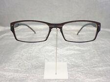Original Markus T. Brillenfassung Brille M2 M219 Farbe braun grau