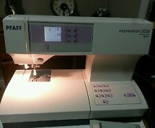 Pfaff Expression 2026 Sewing Machine German Engineering