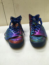 "Adidas multicolore ""Jeremy Scott 'Wings homme baskets Q23650 taille uk 9-lmt"