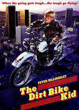 The Dirt Bike Kid (DVD, 2014)