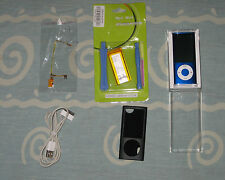 Apple iPod nano 5th Generation Blue (8GB) + accessory and part