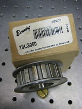 "Browning Gear COG Belt Pulley 18LG050 Wid-3/4"" OD-2-1/2"" Bore-1-1/8"" Teeth-18"