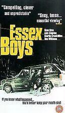 Essex Boys (VHS. 1999) Very good condition. Sean Bean.