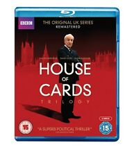 House of Cards: The Trilogy (Box Set) [Blu-ray]