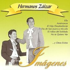 Los Hermanos Zaizar, Hermanos Zaizar - Imagenes [New CD] Manufactured On Demand
